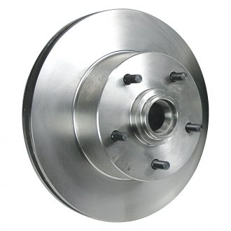 QRP® - 1-Piece Front Brake Rotor and Hub Assembly