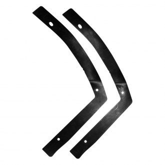 QRP® - Repops™ Rear Driver and Passenger Side Quarter Panel Extension Seals