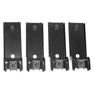 QRP® - Lower Grille Mounting Brackets