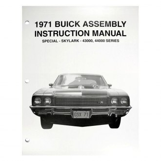 Qrp Assembly Manual Buick