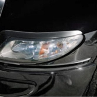 Quality Accessories® - Front Headlight Shield Kit