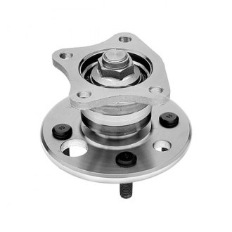 1999 Toyota Corolla Wheel Hubs Bearings Seals Carid Com
