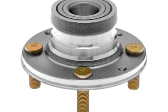 Quality-Built® - Rear Wheel Bearing And Hub Assembly