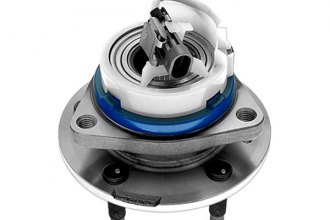 Quality-Built® WH512223 - Rear Wheel Bearing And Hub Assembly