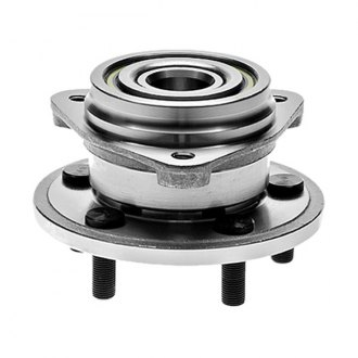 Quality-Built® - Front Wheel Hub Assembly