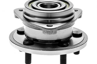 Quality-Built® - Front Wheel Bearing And Hub Assembly