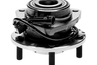 Quality-Built® WH513124 - Front Wheel Bearing And Hub Assembly