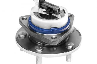 Quality-Built® WH513187 - Front Wheel Bearing And Hub Assembly
