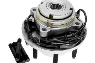 Quality-Built® WH515056 - Front Wheel Bearing And Hub Assembly