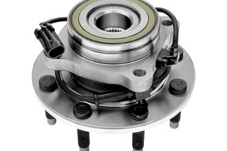 Quality-Built® WH515058 - Front Wheel Bearing And Hub Assembly