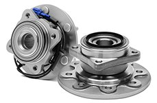 Wheel Bearing and Hub Assembly by Quality Built®