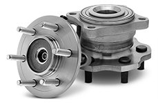 Quality Built® — Replacement Wheel Bearing and Hub Assembly