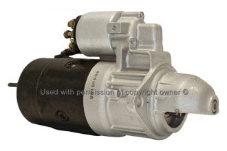 Quality-Built® 12162 - Remanufactured Starter