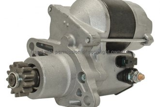 Quality-Built® 17534N - New Starter