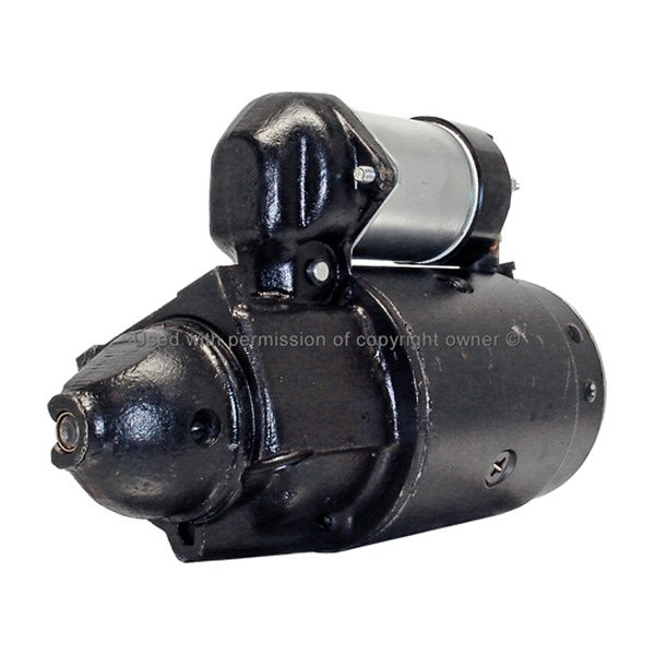 Starter Motor-New Quality-Built 3631SN Reman
