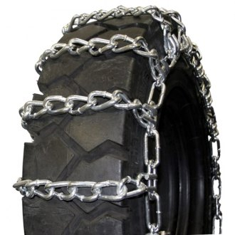 Quality Chain® - Regular Round Link Carbon Tire Chains