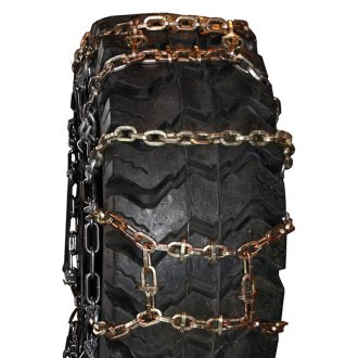 Quality Chain® - Maxtrack Square Link Alloy H-Pattern Style Chains