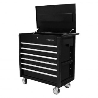 Quality Craft® - 6 Drawer Professional Tool Cart