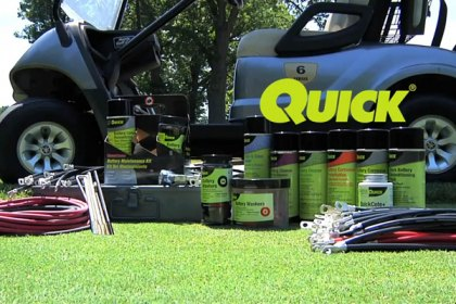 QuickCable® Golf Cart Accessories (HD)