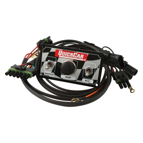 quickcar racing 174 50 2030 wiring harness ignition kit