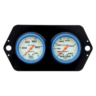 QuickCar Racing® - Ultra-Nite Sprint Car Gauge Panel