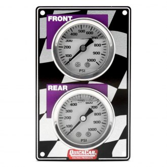 QuickCar Racing® - Mini Brake Bias Gauge Panel