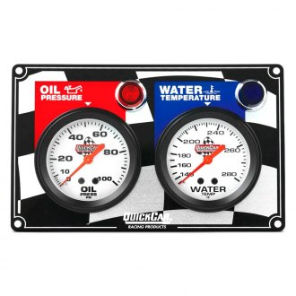 QuickCar Racing® - Standard Gauge Panel