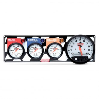 QuickCar Racing® - Standard 3-1 Gauge Panel
