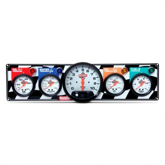 QuickCar Racing® - Standard 4-1 Gauge Panel