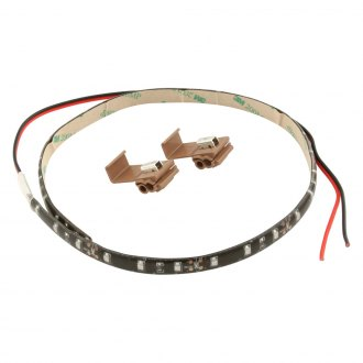 "QuickCar Racing® - 19"" LED Red Light Strip Kit"