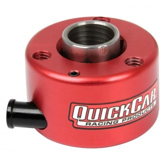 QuickCar Racing® - Hex Hub Button Style Steering Wheel Disconnect