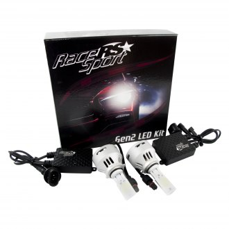 Race Sport® - GEN2 LED Fog Light Conversion Kit