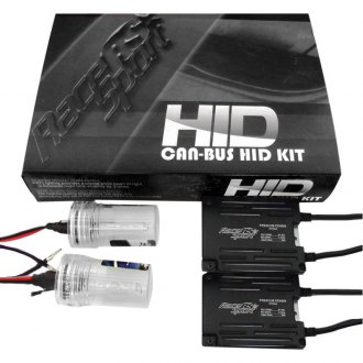 Race Sport® - Gen2® CAN/BUS HID SLIM Ballast Kit (H11)