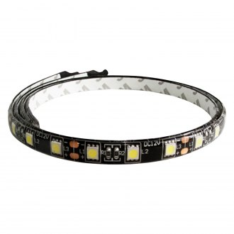 "Race Sport® - 19"" Eyebrows White LED Strips"