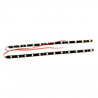 "Race Sport® - 12"" Audi Style Eyebrow White LED Strips"