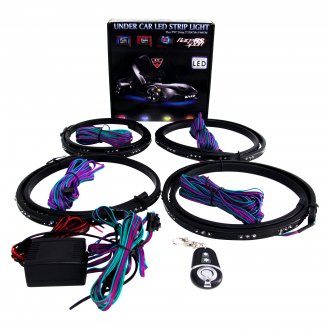 Race Sport® - Flexible Multicolor LED Underbody Kit