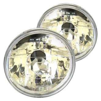 Race Sport® - Round Sealed Beam Euro Headlights