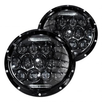 Race Sport® - Round Sealed Beam LED Headlights