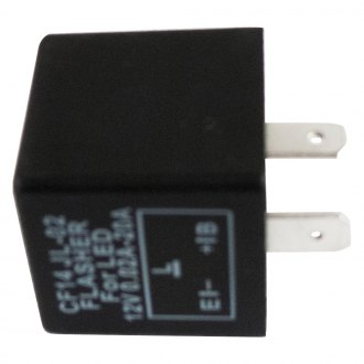 Race Sport® - 3-Pin LED Flasher Relay
