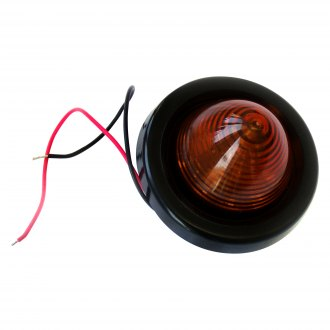 "Race Sport® - Bee Hive Round 2"" Amber LED Side Marker Light"