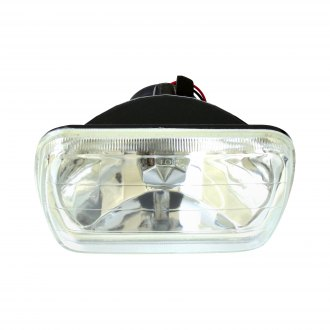Race Sport® - Rectangular Sealed Beam Euro Headlights