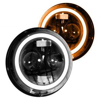 Race Sport® - Round Custom Sealed Beam Headlights