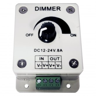 Race Sport® - Dimmer LED Switch
