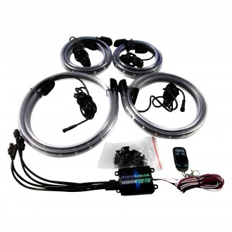 Race Sport® - Sound Activated Flexible Multicolor LED Underbody Kit
