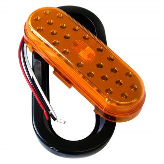 "Race Sport® - 6 ""x 2.5"" Rectangular LED Side Marker Light"