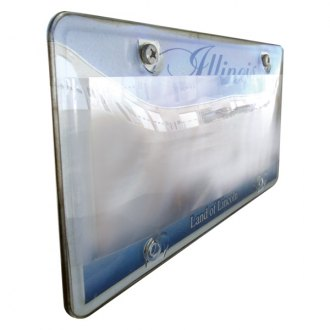 Race Sport® - PhotoShield License Plate Cover