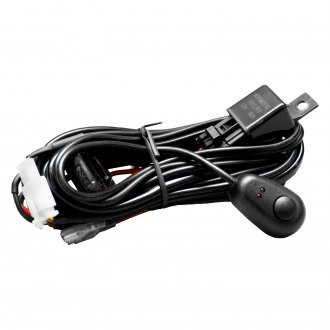 Universal off road light wiring harnesses connectors 200 race sport wiring harness freerunsca Gallery