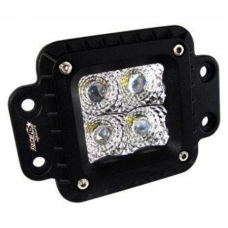 Race Sport® - Heavy Duty Flush Mount 4 LED High-Powered LED Spot Light