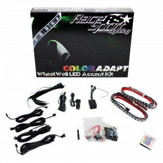 Race Sport® - Remote Control Multicolor LED Wheel Kit