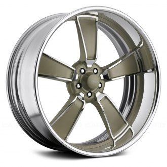 RACELINE® - BURST 5 Custom Finish